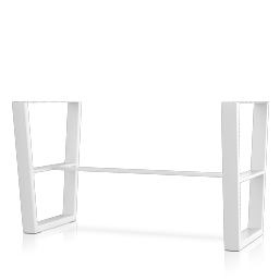 U Style Bar Table Base (set of two)