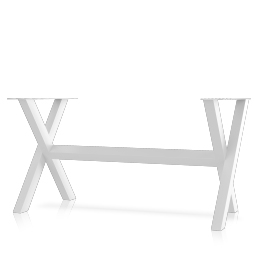 X Style Bar Table Base (set of two)